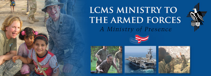 LCMS Ministry To The Armed Forces