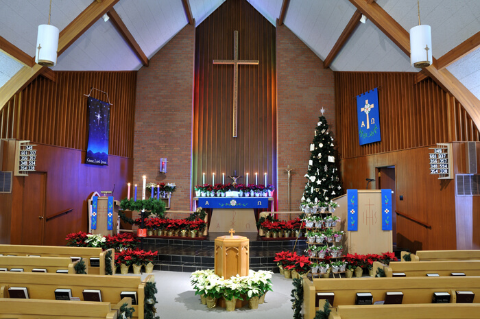 Zion Lutheran Church Christmas 2017