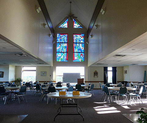 Zion Lutheran Church's Lakeview Room