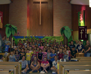 Zion Lutheran Church Vacation Bible School 2011